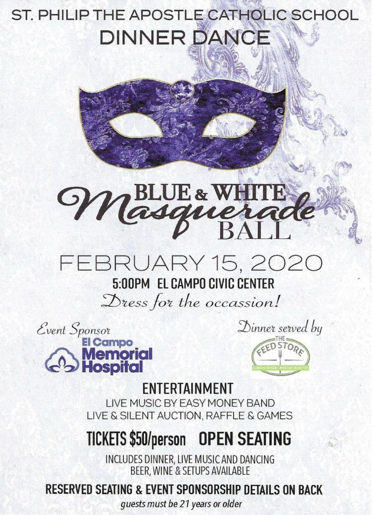 2020 St. Phillips Gala.Ball
