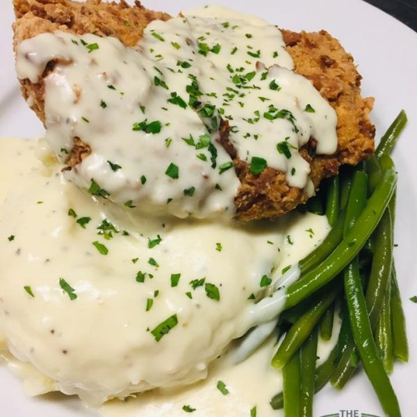 Chicken Fried Chicken Breast